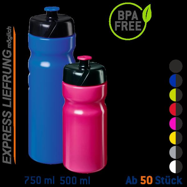 Basic Style Sport-Trinkflaschen