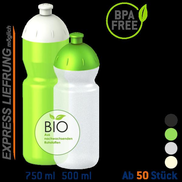 Bio Trinkflaschen Classic