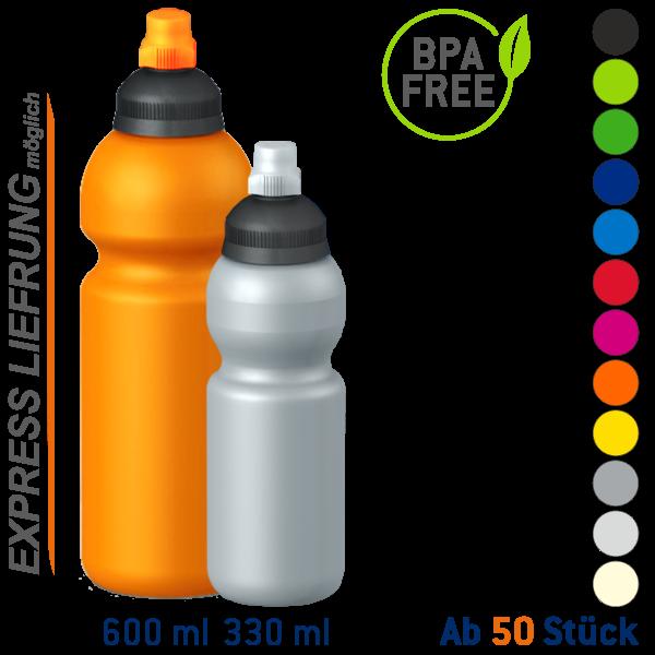 Premium Freizeit-Trinkflasche