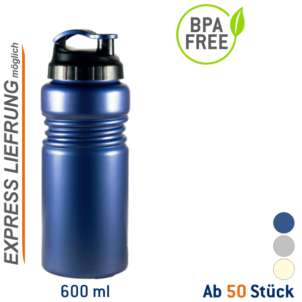 Activity 600 ml Design-Trinkflasche